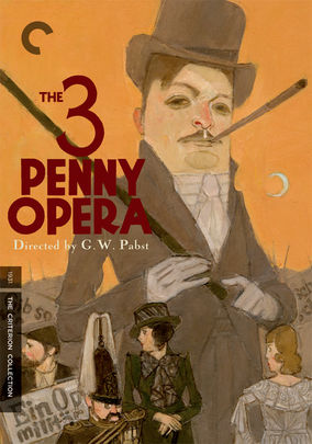 8fbcf2d6afb Movie poster for The 3 Penny Opera