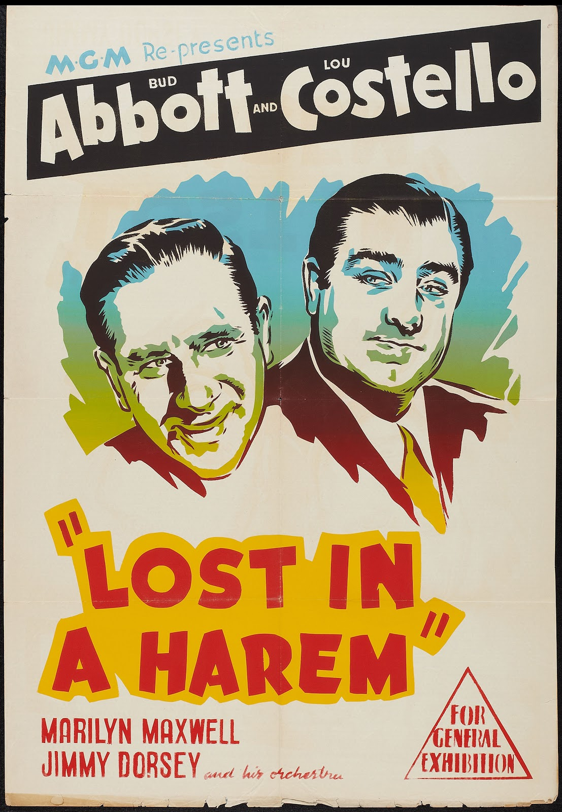 Comedy Lustybunny Baby Shoes Motive Round 21 Cokelat Tua Abbott And Costello Lost In A Harem